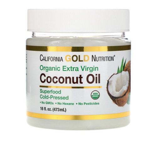 Cheap Affordable Celebrity Favourite Beauty Products California Gold Nutrition Coconut Oil Food Grade