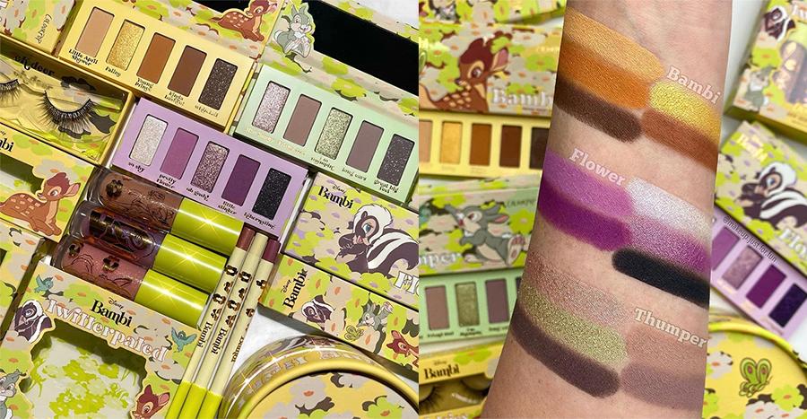 Colourpop Disney Bambi Collection Featured