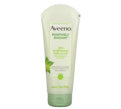 Face Scrub Aveeno