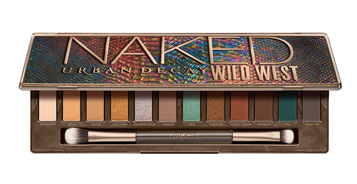 Urban Decay Naked Wild West Palette Full