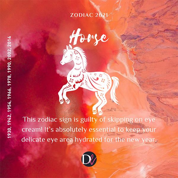 Zodiac Cny Horse