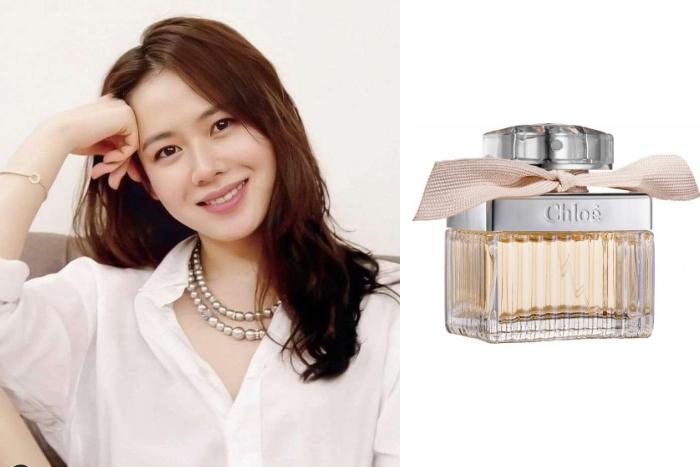 1. Son Ye Jin Chloé Eau De Parfum