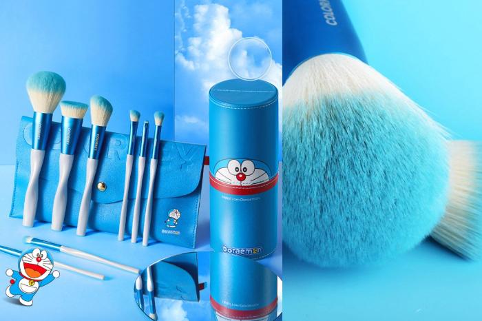 3. Makeup Brush Set