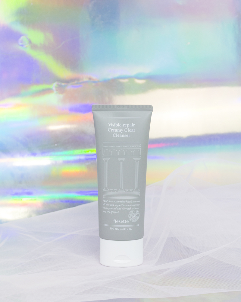 Daily Vanity Beauty Awards 2021 Best Anti-ageing Singapore Flesette Visible Repair Creamy Clear Cleanser Worth A Shot