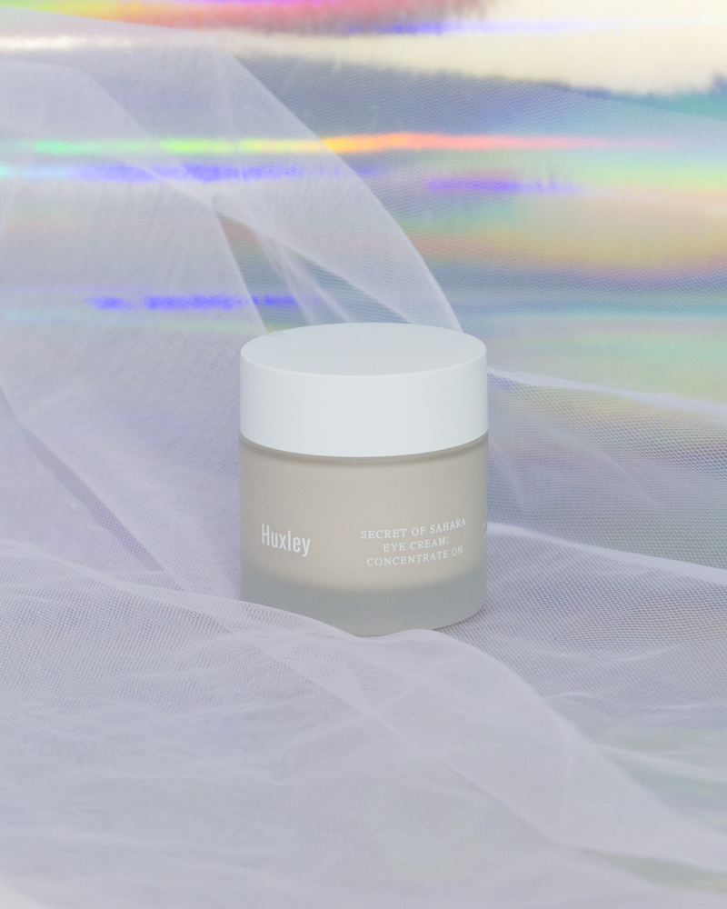 Daily Vanity Beauty Awards 2021 Best Skincare Huxley Eye Cream Concentrate On Worth A Shot