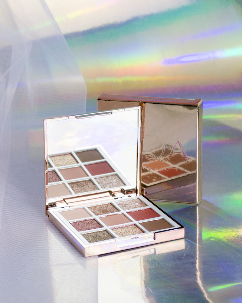 Daily Vanity Beauty Awards 2021 Best Eyeshadow Singapore ESQA Goddess Eyeshadow Palette Expert's Choice
