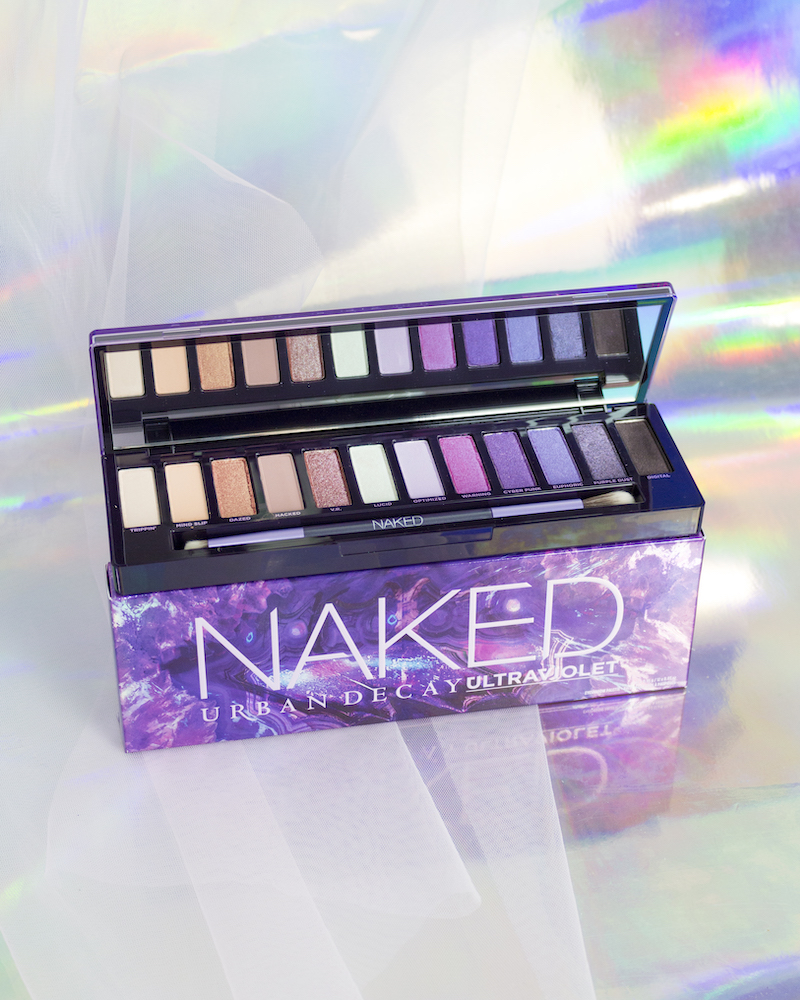 Daily Vanity Beauty Awards 2021 Best Eyeshadow Urban Decay Naked Ultraviolet Eyeshadow Palette Editor's Choice, Readers' Choice