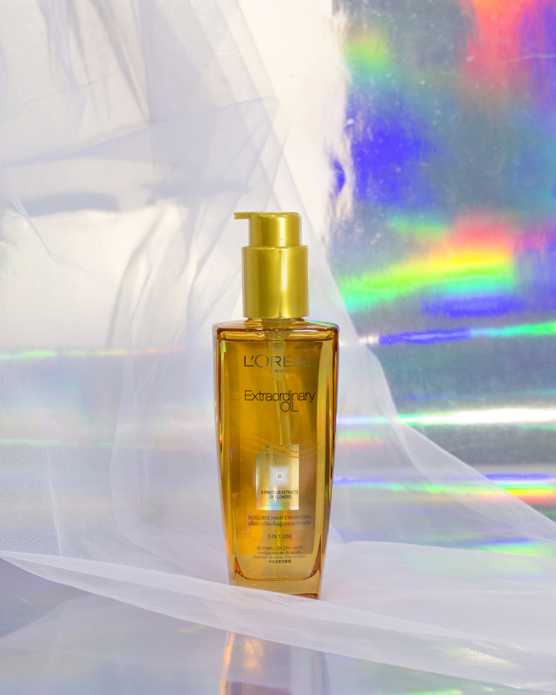 Daily Vanity Beauty Awards 2021 Best Hair / Scalp Treatment L'Oreal Paris Extraordinary Oil Gold Editor's Choice, Readers' Choice