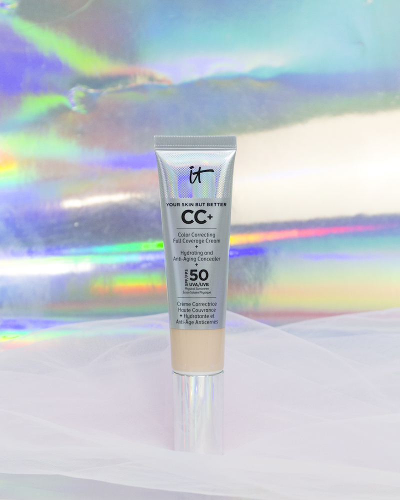Daily Vanity Beauty Awards 2021 Best Foundation It Cosmetics Your Skin But Better CC+ Cream SPF Readers' Choice