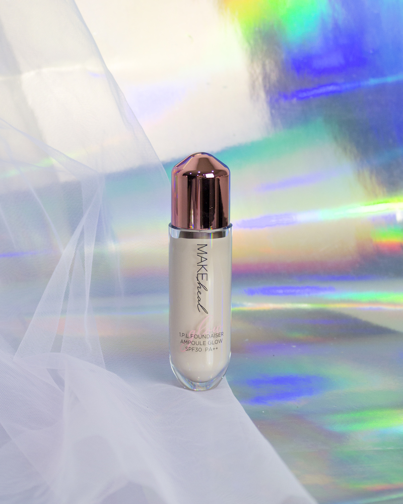 Daily Vanity Beauty Awards 2021 Best Foundation MAKEHEAL 1.P.L Foundaiser Ampoule Glow Worth A Shot