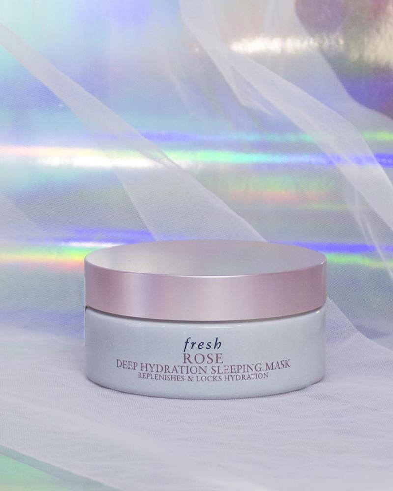 Daily Vanity Beauty Awards 2021 Best Hydrating Mask Singapore Fresh Rose Deep Hydration Sleeping Mask Readers' Choice