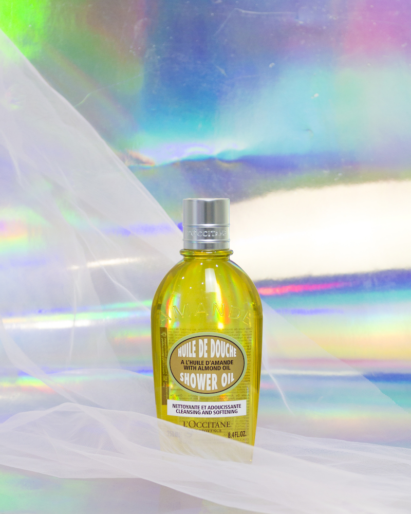 Daily Vanity Beauty Awards 2021 Best Body Wash L'OCCITANE Almond Shower Oil Editor's Choice, Readers' Choice