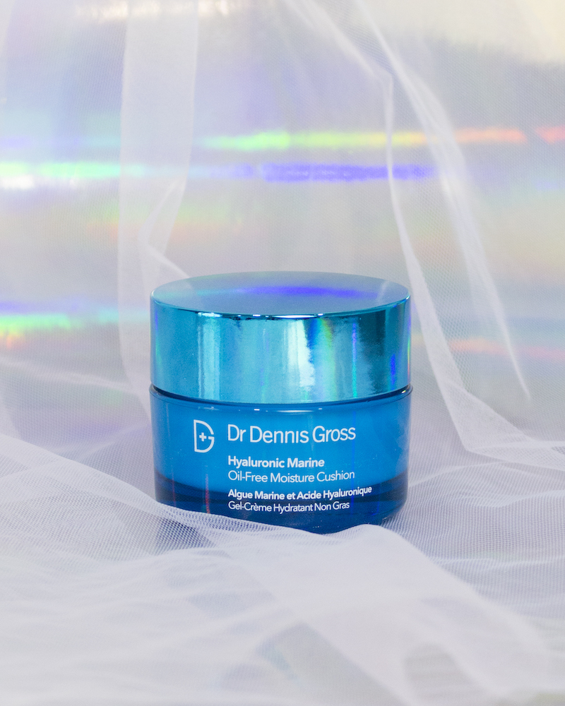 Daily Vanity Beauty Awards 2021 Best Moisturiser Dr. Dennis Gross Hyaluronic Marine Oil-Free Moisture Cushion Expert's Choice