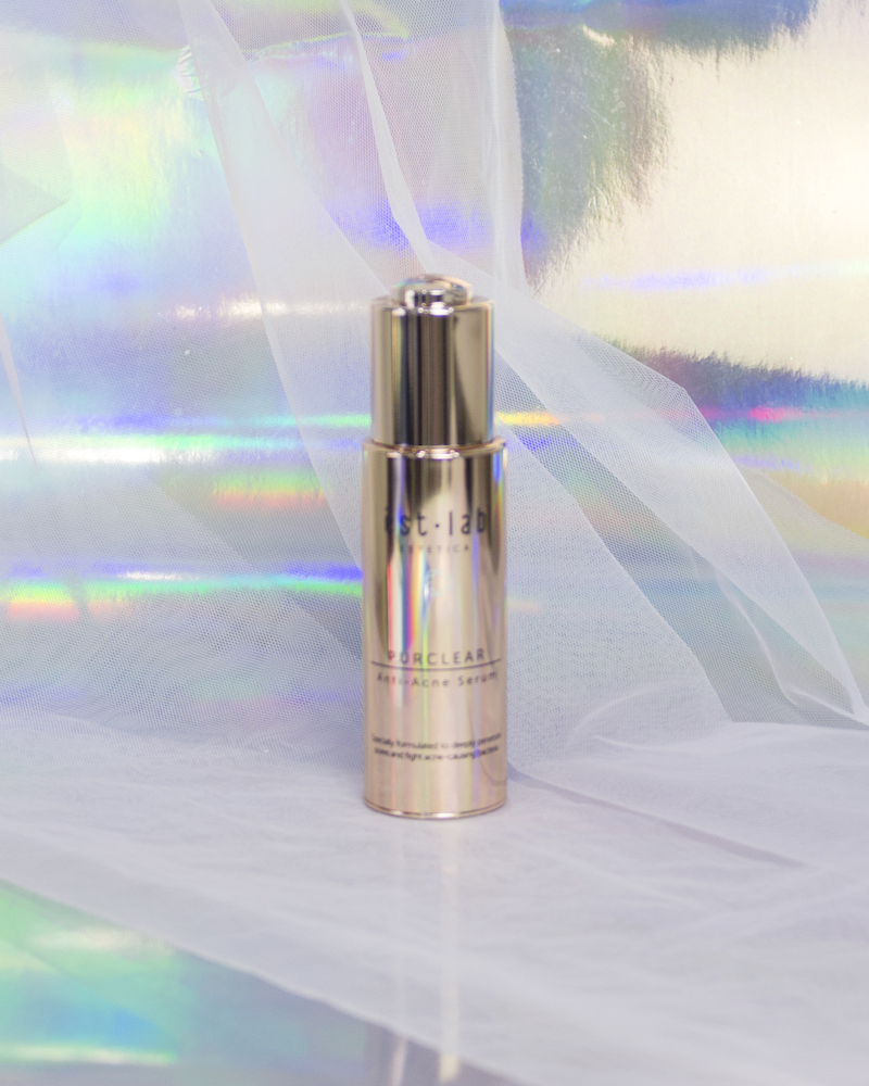 Daily Vanity Beauty Awards 2021 Best Repairing Singapore ést.lab PurClear Anti-Acne Serum Worth A Shot