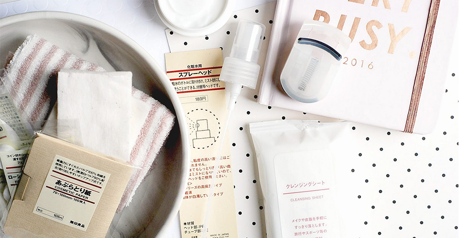 8 best beauty buys from MUJI you'll want to add to your beauty stash