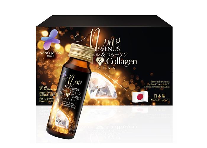 Collagen Drink Nano Japan