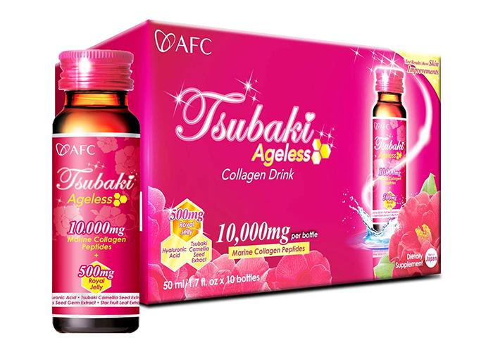 Collagen Drink Tsubaki