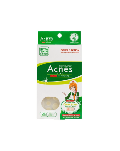 Acnes Anti-bacterial Acne Patch 26s