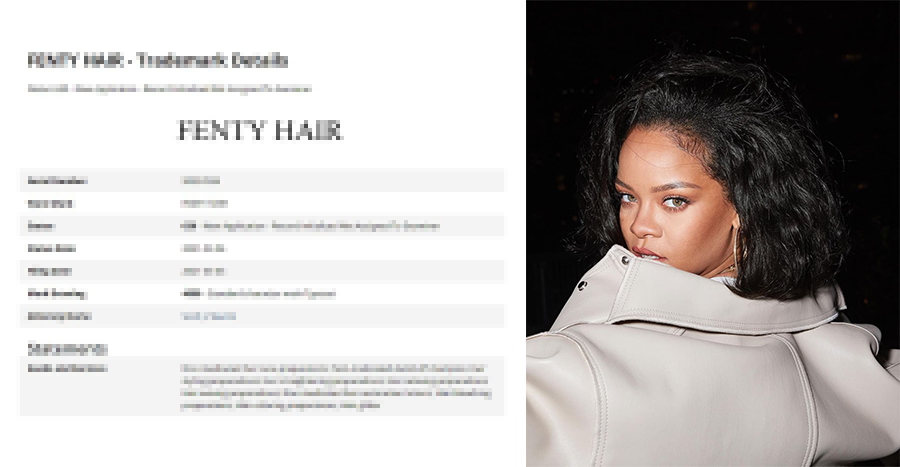 """It looks like Rihanna is planning to launch """"Fenty Hair"""" and we're stoked"""