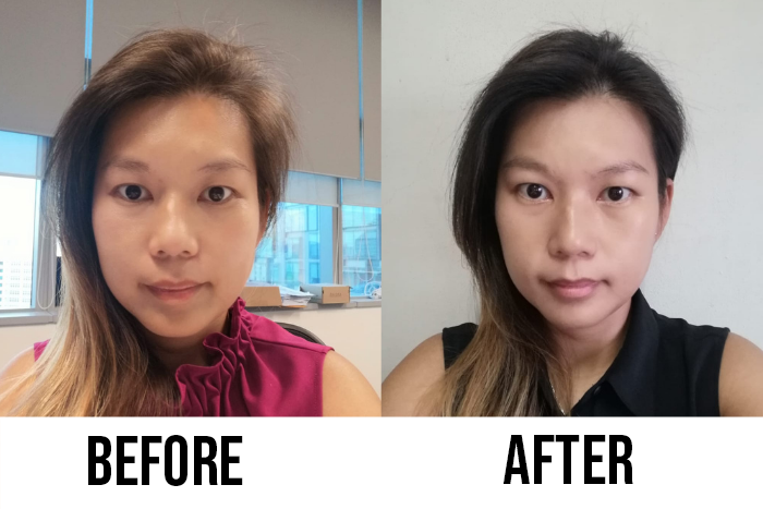 Gtnc Readers Review Chui Ping Before After