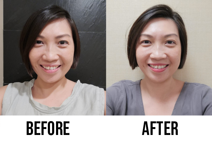 Gtnc Readers Review Diana Before After