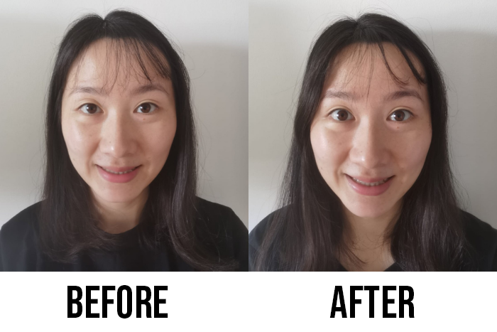 Gtnc Readers Review Tiffany Before After
