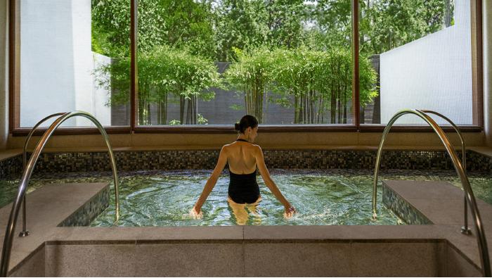Hotel Massage Singapore Auriga Spa Capella Singapore