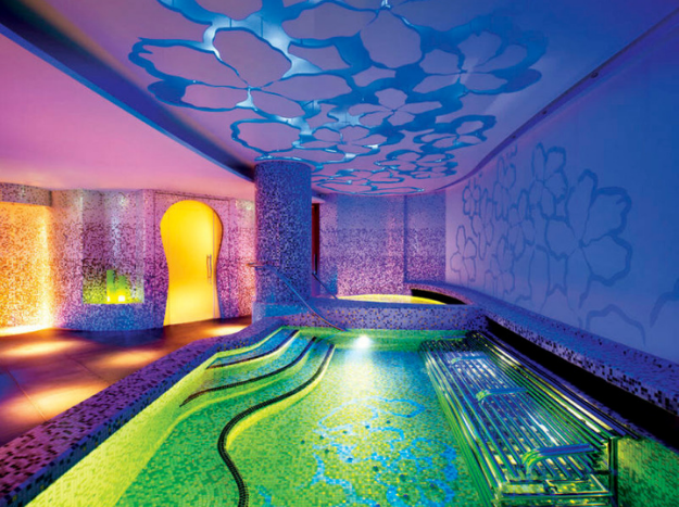 Hotel Massage Singapore Away Spa W Singapore Sentosa Cove