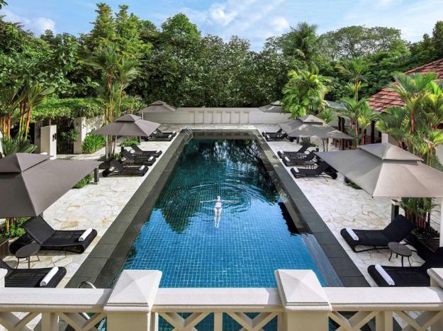 Hotel Massage Singapore Sofitel Spa Sofitel Singapore Sentosa Resort