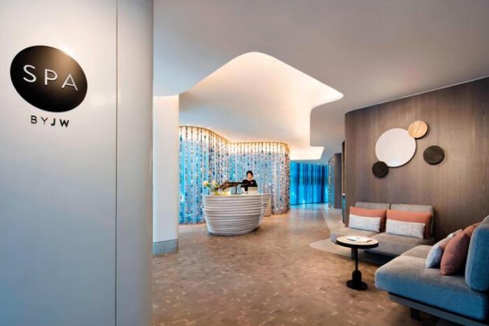 Hotel Massage Singapore Spa By Jw