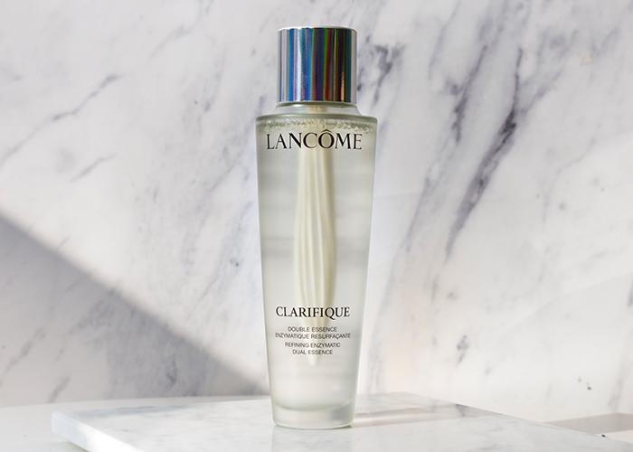 Lancome Clarifique Dual Essence Review Bottle