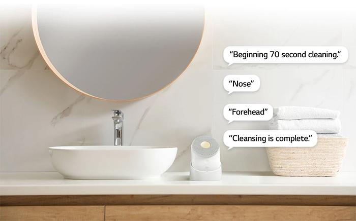 Lg Pra.l Ultrasonic Cleanser Review Instructions