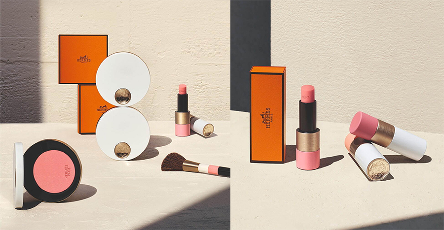 Hermes' blushers are here and there's going to be an Asia-exclusive shade