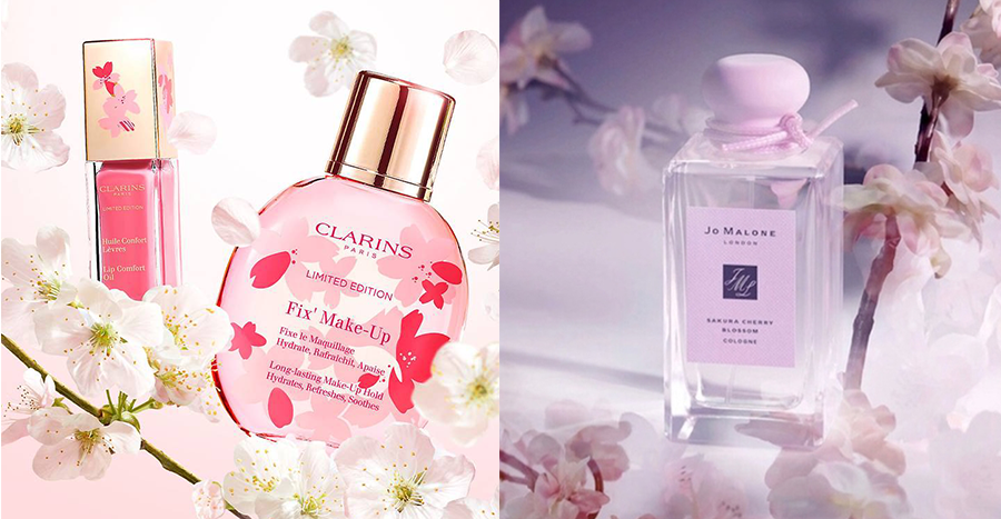 11 sakura-themed beauty products launched in Japan in 2021 and where to find them in Singapore