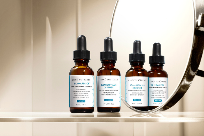 Skinceuticals Silymarin Cf Blemish And Age Defense Combo