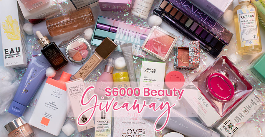 Win $6,000 worth of beauty hampers from Daily Vanity Beauty Awards 2021!