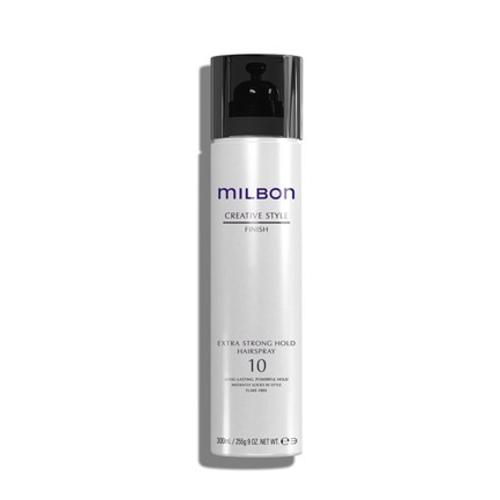 2. Milbon Extra Strong Hold Hair Spray 10
