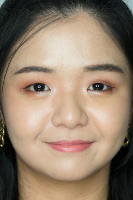 fake double eyelid xiaohongshu makeup hack jia mei final look