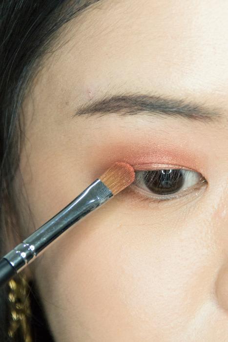 fake double eyelid xiaohongshu makeup hack step 1 continued jiamei