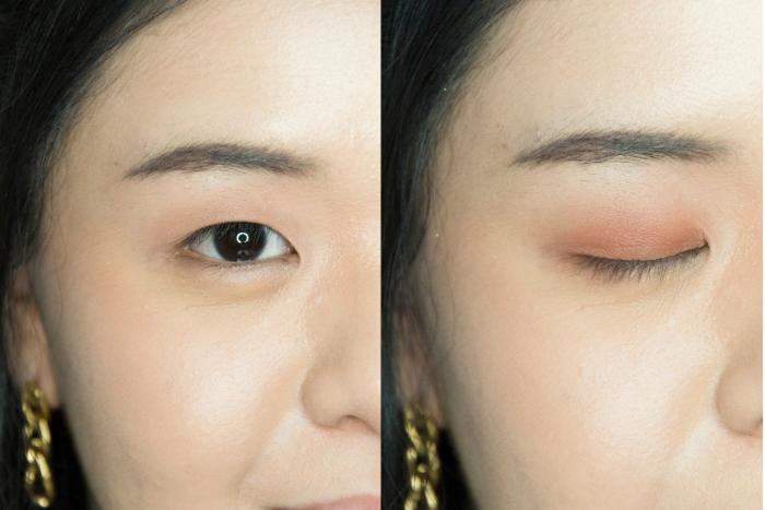 fake double eyelid xiaohongshu makeup hack step 1 jiamei