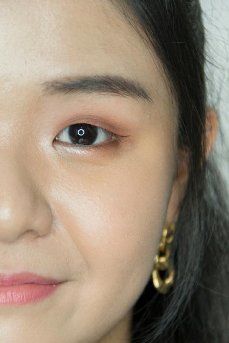 fake double eyelid xiaohongshu makeup hack step 4 final