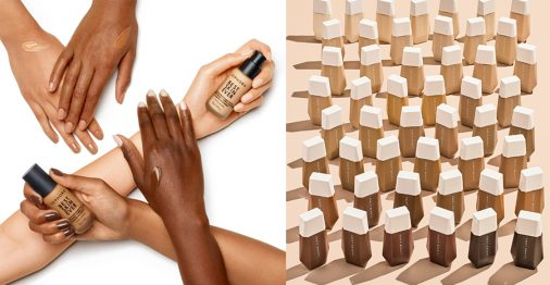 5 new foundations that contain nourishing ingredients to give you better skin