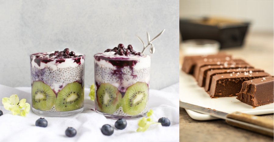 Good news: here are 5 desserts you can eat and actually get glowing skin
