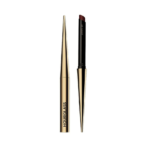 11. HourGlass Confession Ultra Slim High Intensity Lipstick in At Night
