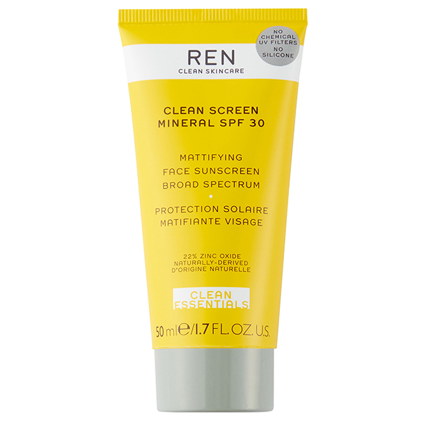11. REN Clean Skincare Clean Screen Mineral SPF 30