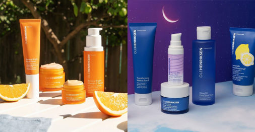 OLE HENRIKSEN has finally arrived in Singapore! Here's an exclusive look at the skincare collections