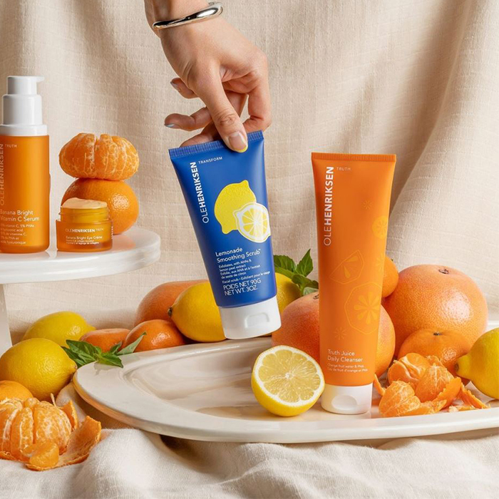 ole henriksen singapore truth