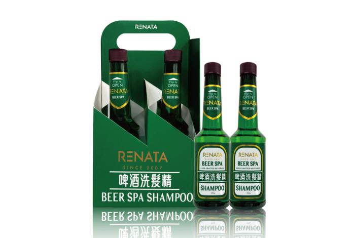 renata beer shampoo