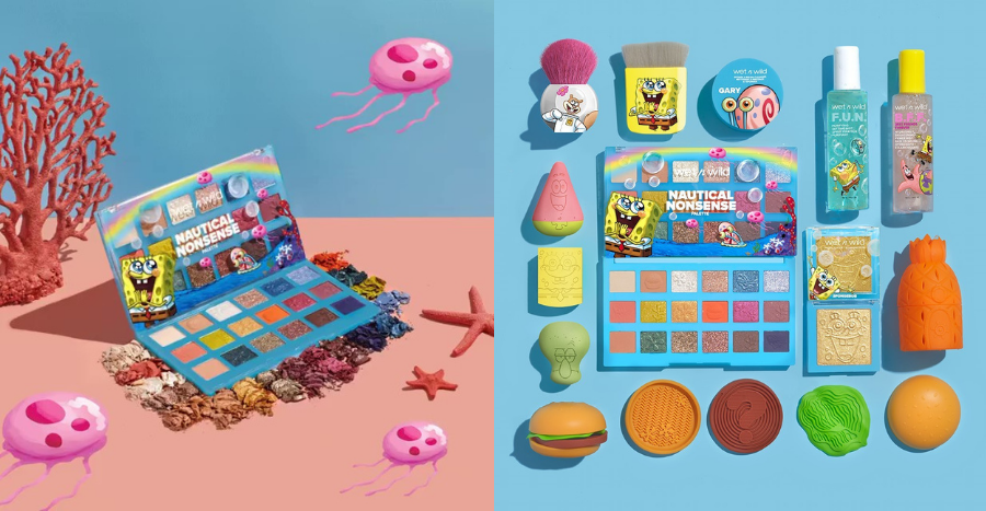 Are ya ready, kids? Wet n Wild's latest collab is dedicated to SpongeBob fans