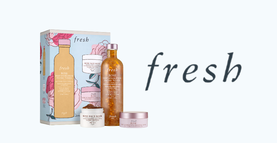 This limited-edition Fresh Rose Hydration Gift Set is going at almost 30% off!